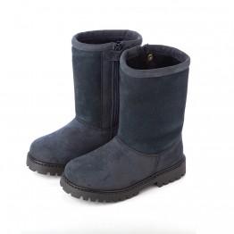 Čizme podstavljene krznom plave Zecchino d'Oro