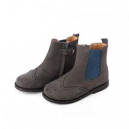 Čizme od glatke kože Zecchino d'Oro