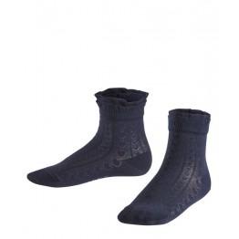 Falke čarape Romantic Net So Marine