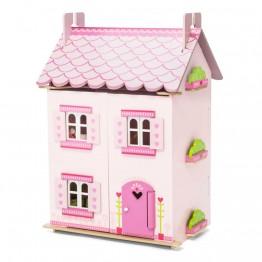 Le Toy Van kućica za lutke Moja kućica iz snova
