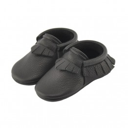 Cipele za bebe Little Lambo Fringe Black