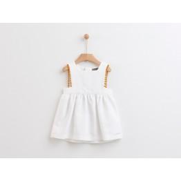 Yellowsub bijela haljina
