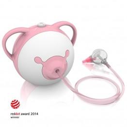 NOSIBOO Pro- Električni nosni aspirator-rozi