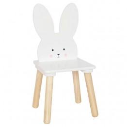 JaBaDaBaDo drvena stolica zeko